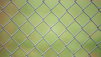 High quality chain link mesh