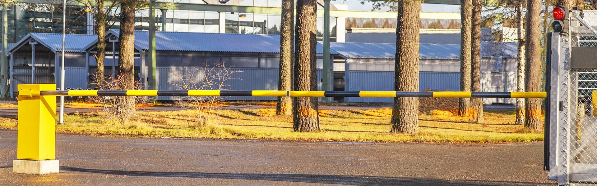 Barrier gates   A-Aidat Oy